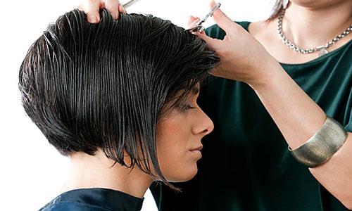 Делать причёску в парикмахерской во сне