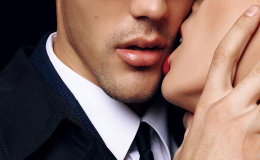 Незнакомым мужчиной приснился поцелуй с если