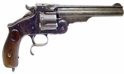 к чему снится револьвер во сне