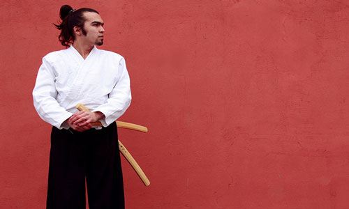 самурай в соннике
