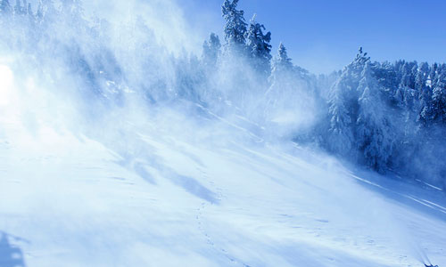 сон про снег