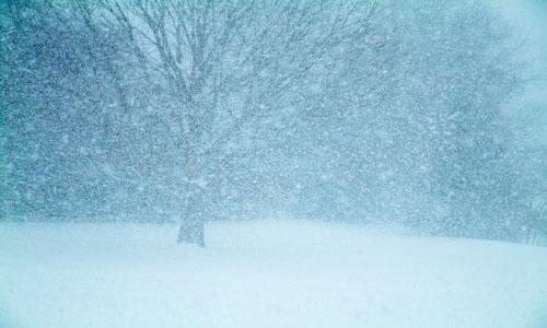 снегопад в соннике