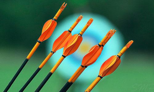 стрела в соннике