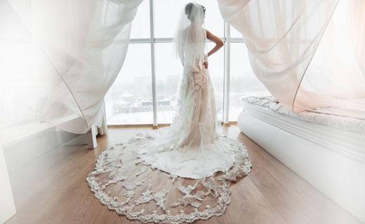 к чему снится свадебное платье во сне