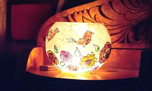 светильник в соннике