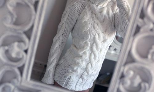 свитер во сне