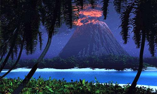 К чему снится Вулкан во сне, сонник видеть Вулкан что означает?