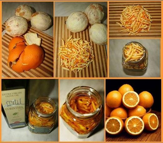 В чем польза апельсина для кожи